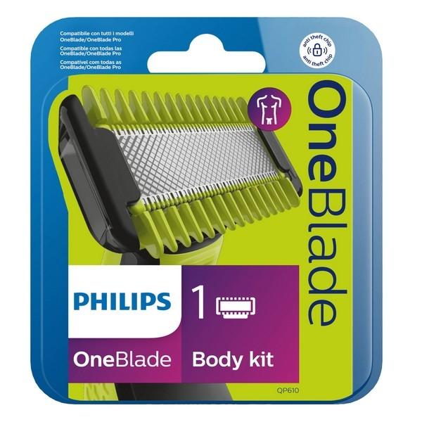 Pardli vahetustera Philips OneBlade QP610/55