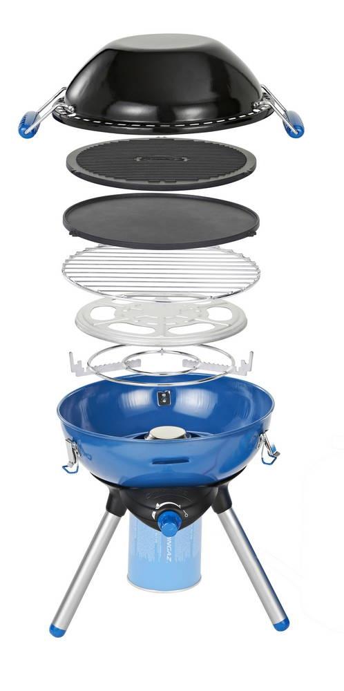 Party Grill 400 CV matkapliit-grill