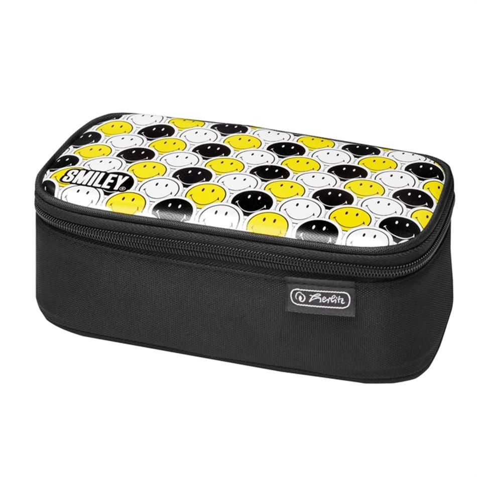 Pinal kaanega Be Bag Beat Box - Smileyworld Black Stripes