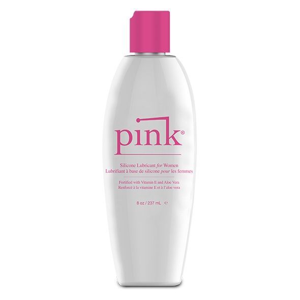Pink - Silicone Lubricant 237 ml