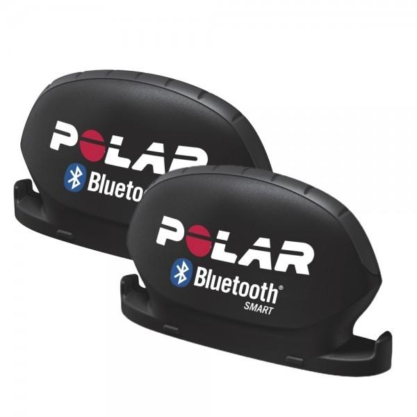 Polar Kiiruseanduri Bluetooth® Smart ja väntamissageduse anduri Bluetooth® Smart komplekt