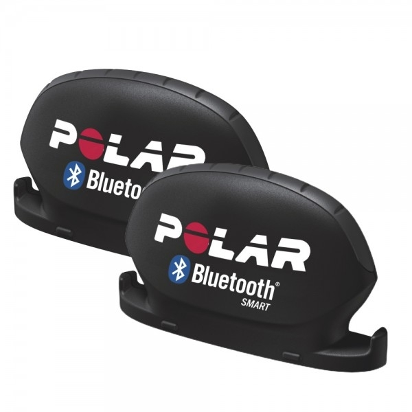 Polar Kiiruseanduri Bluetooth® Smart ja väntamissageduse anduri Bluetooth® Smart komplekt