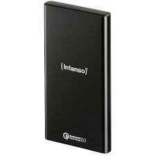 POWER BANK USB 10000MAH/BLACK 7334530 INTENSO