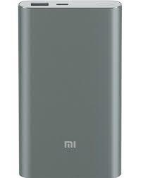 POWER BANK USB 10000MAH/MI PRO GREY VXN4218US XIAOMI