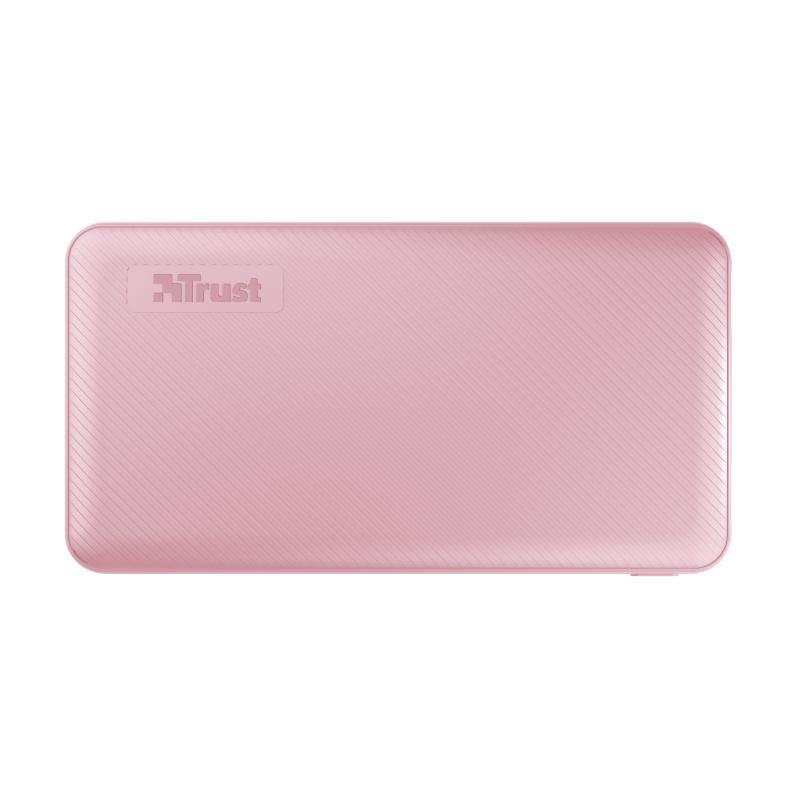 POWER BANK USB 10000MAH/PRIMO PINK 23897 TRUST