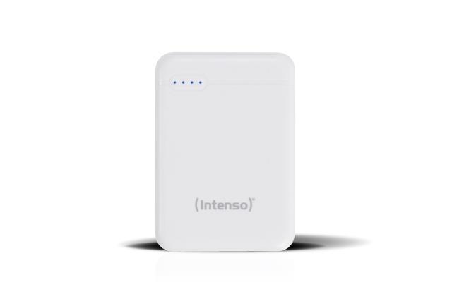 POWER BANK USB 10000MAH/WHITE 7313532 INTENSO