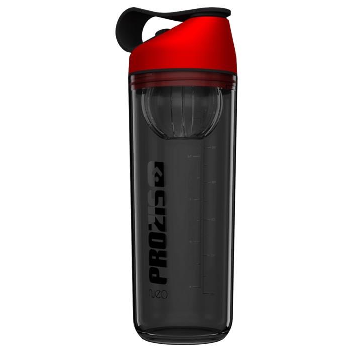 Prozis Neo Mixer Bottle 2.0, Smoke Elite Red (600 ml)