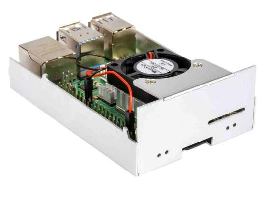 Raspberry Pi4 4GB mudel B stardikomplkt