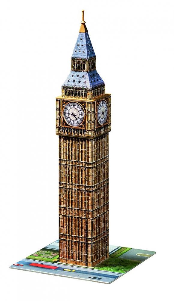 Ravensburger 3D pusle 216 tk Big Ben