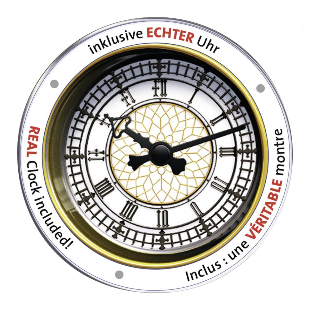 Ravensburger 3D pusle  216 tk Big Ben töötava kellaga