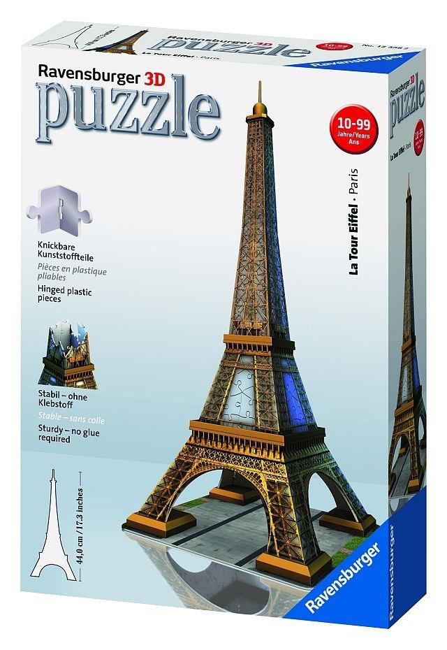Ravensburger 3D pusle 216 tk Eiffeli torn