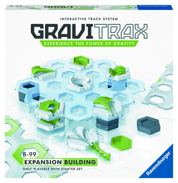 Ravensburger GraviTrax ehitusdetailid