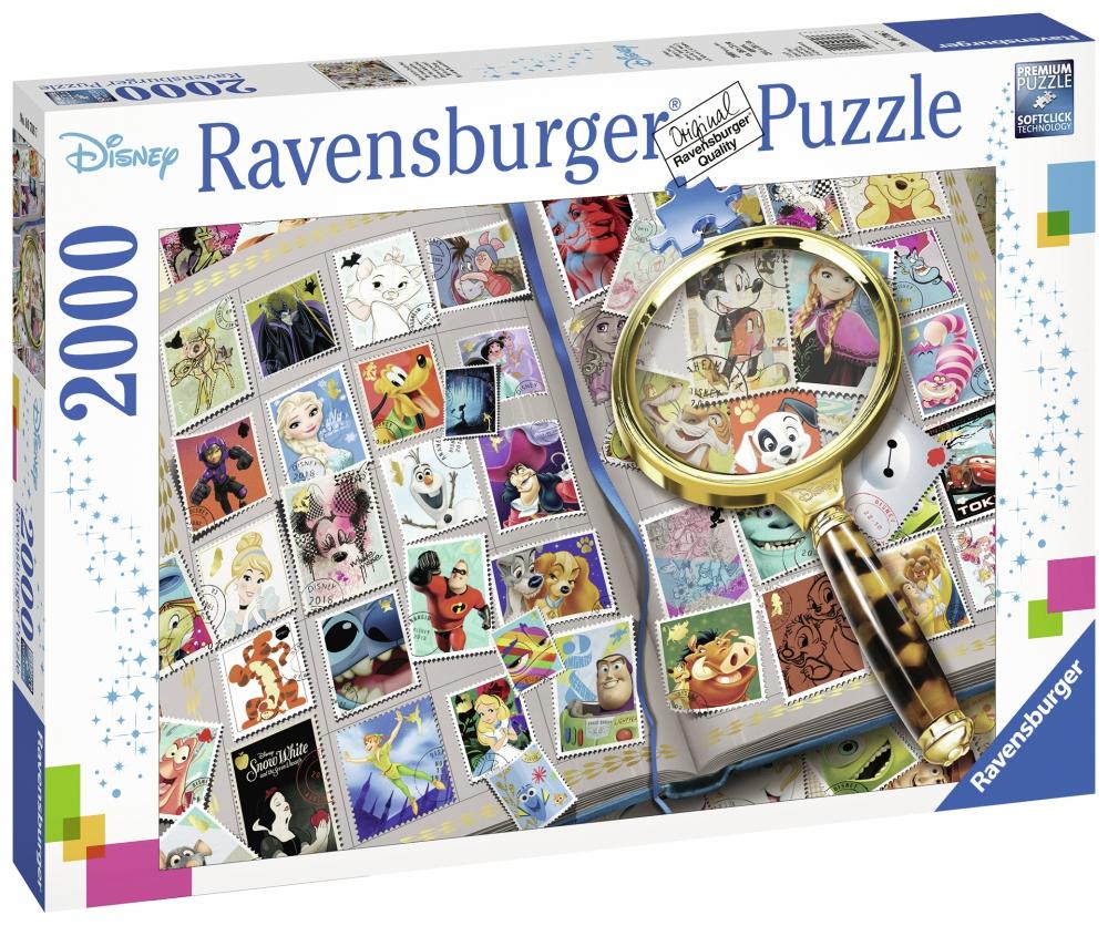 Ravensburger pusle 2000 tk Disney