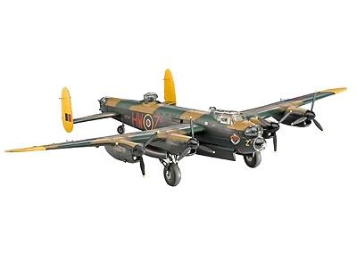 Revell Avro 683 Lancaster Mk.I/III  1:72