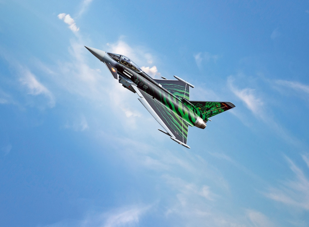 "Revell Eurofighter ""Ghost Tiger"" 1:72"