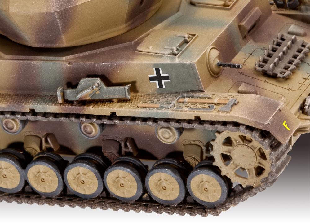 Revell Flakpanzer IV Wirbelwind