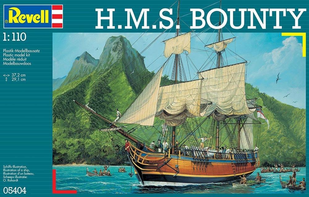 Revell H.M.S. Bounty  1:110