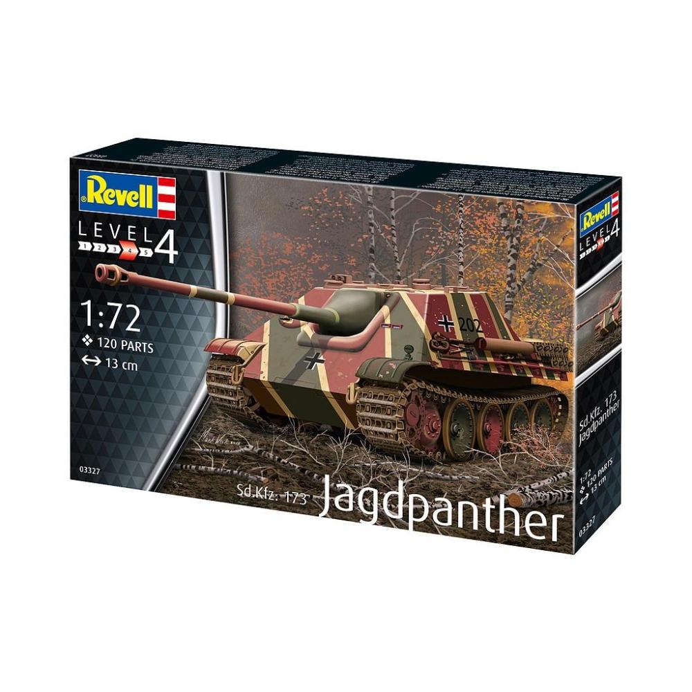 Revell Jagdpanther Sd.Kfz.173 1:72