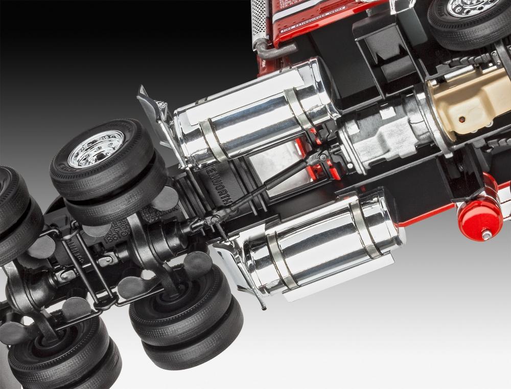 Revell Kenworth Aerodyne 1:32