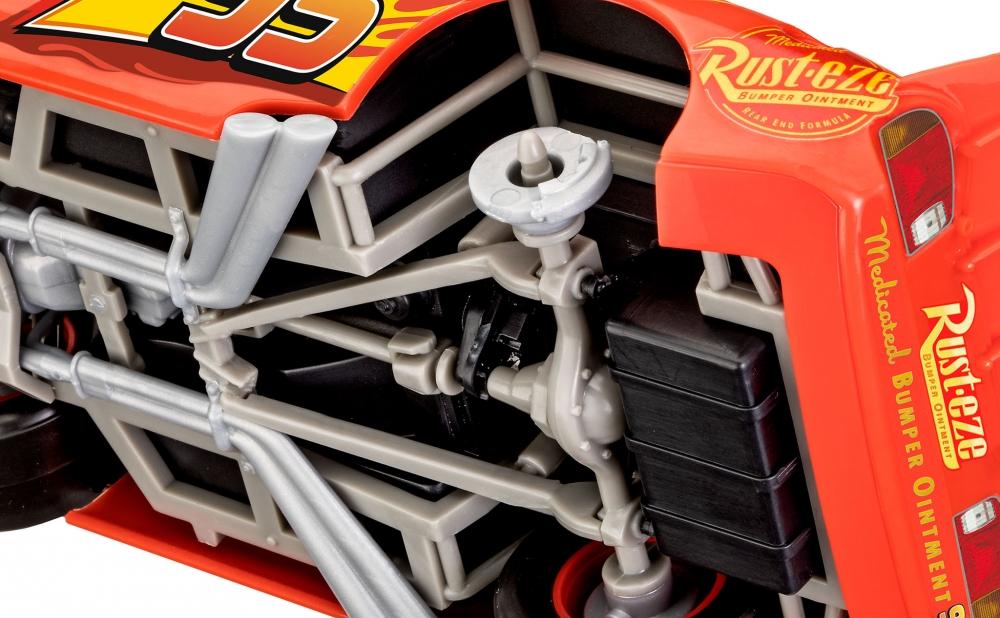 Revell Lightning McQueen 1:24 Easy-Click