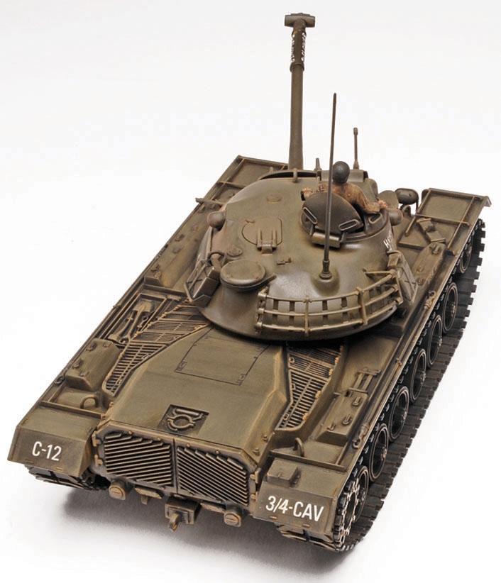 Revell  M-48 A-2 Patton Tank 1:35