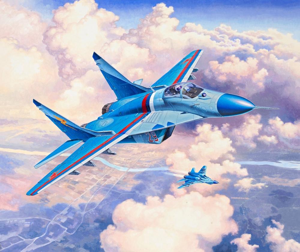 Revell MiG-29S Fulcrum 1:72