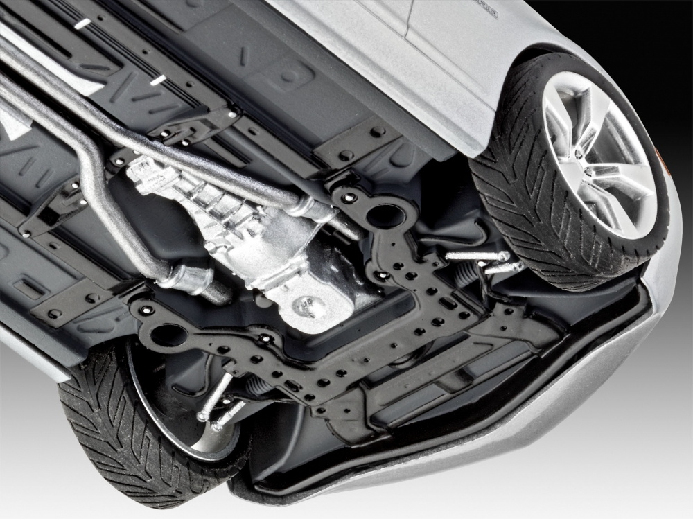 Revell mudelikomplekt Camaro Concept Car 1:25
