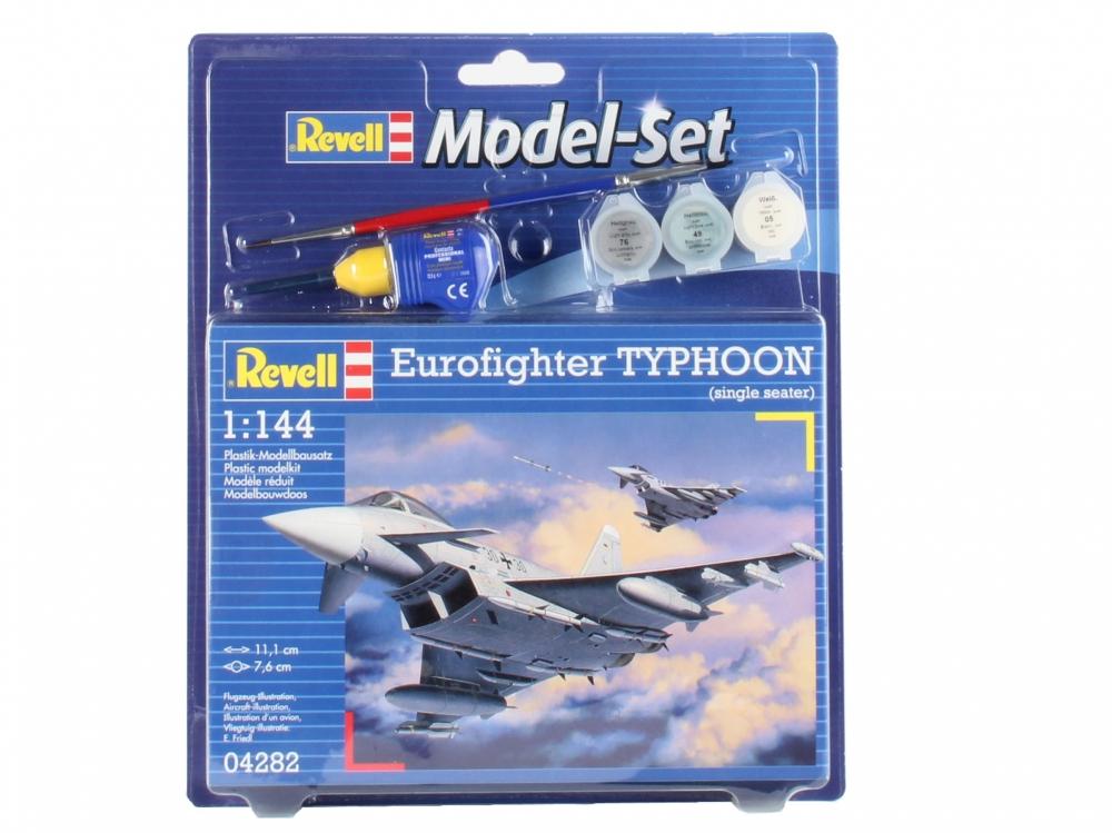 Revell mudelikomplekt Eurofighter Typhoon 1:144