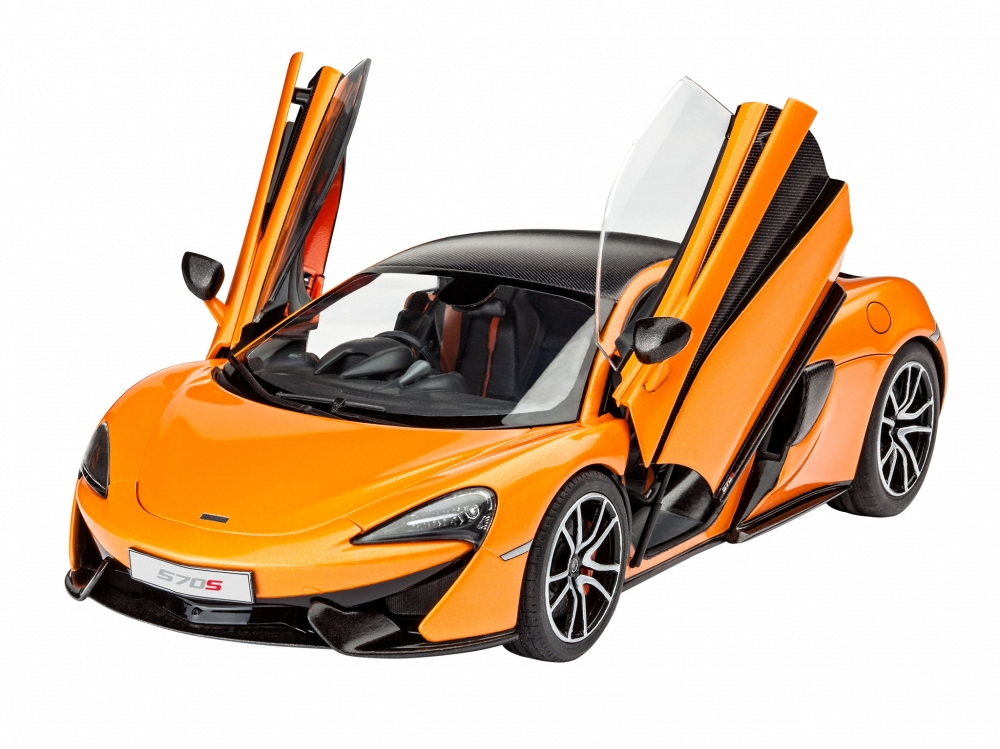 Revell mudelikomplekt McLaren 570S 1:24