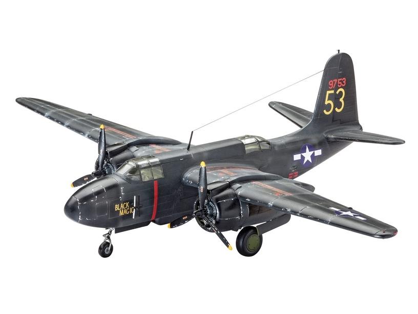 Revell P-70 Nighthawk 1:72