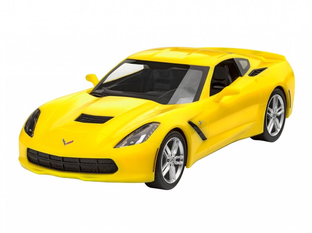 Revell mudelikomplekt 2014 Corvette Stingray