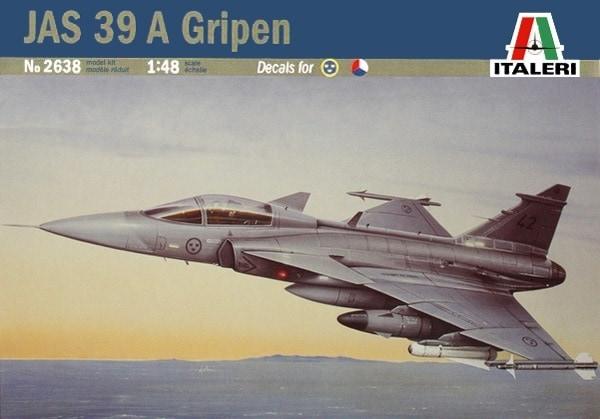 Saab JAS 39 A Gripen
