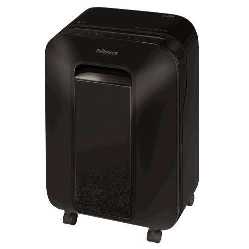 SHREDDER POWERSHRED LX201/BLACK 5050001 FELLOWES