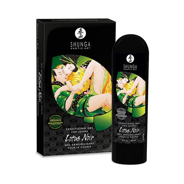 Shunga - Lotus Noir Sensitizing Gel