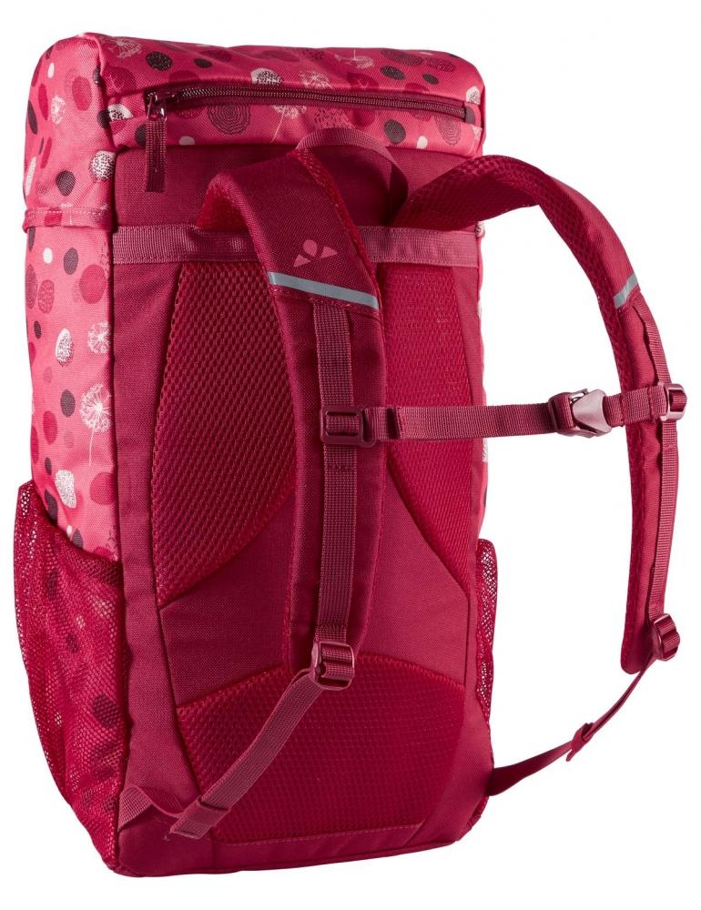 Skovi 15 roosa laste seljakott