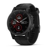 SMARTWATCH FENIX 5S PLUS/SAP/BLACK 010-01987-03 GARMIN