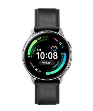 SMARTWATCH GALAXY WATCH/ACTIVE2 SILV. SM-R830 SAMSUNG