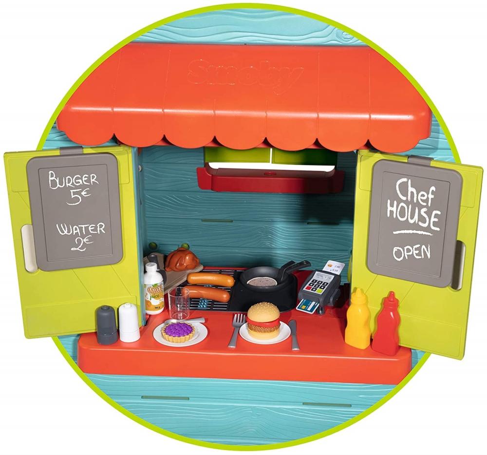 Smoby maja Chef House