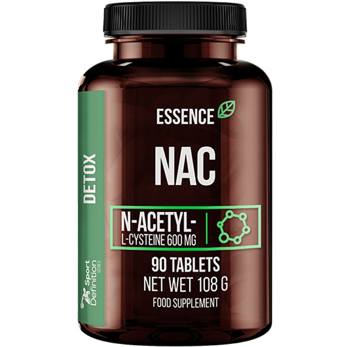 Sport Definition Essence NAC 600 tabletid (90 tk)