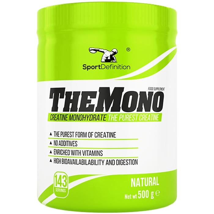Sport Definition The Mono kreatiinmonohüdraat (500 g)