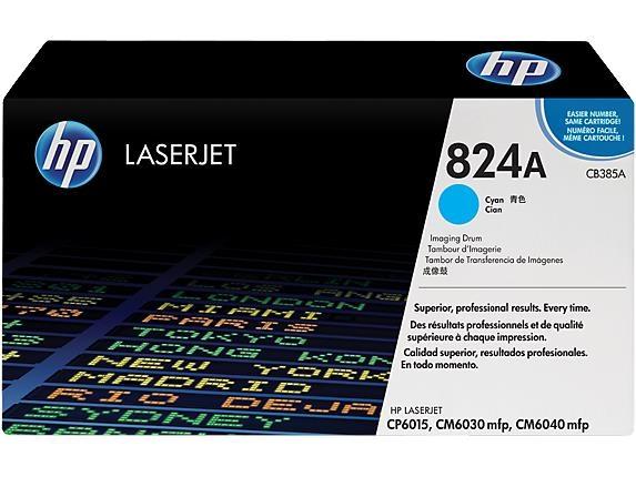 TONER CYAN 824A /CP6015/CM6030/23K CB385A HP