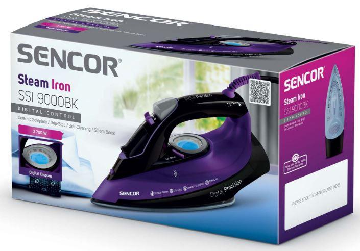 Triikraud Sencor SSI9000BK