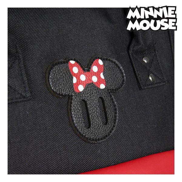 Vabaaja Seljakott Minnie Mouse Must Punane