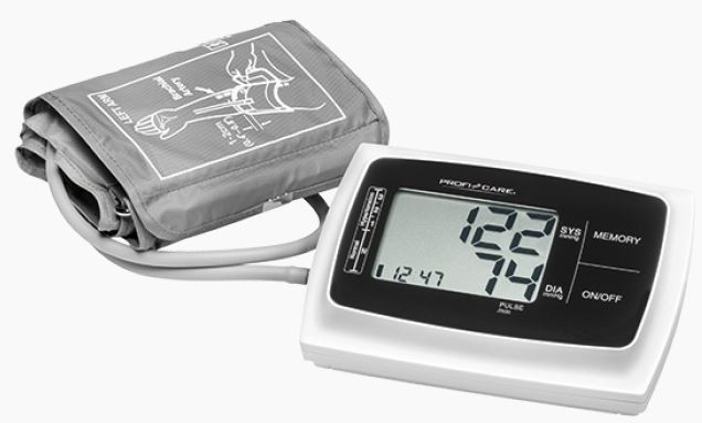 ProfiCare PCBMG3019 õlavarre vererõhuaparaat