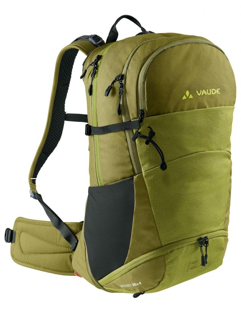 Wizard 30+4 NEW roheline seljakott