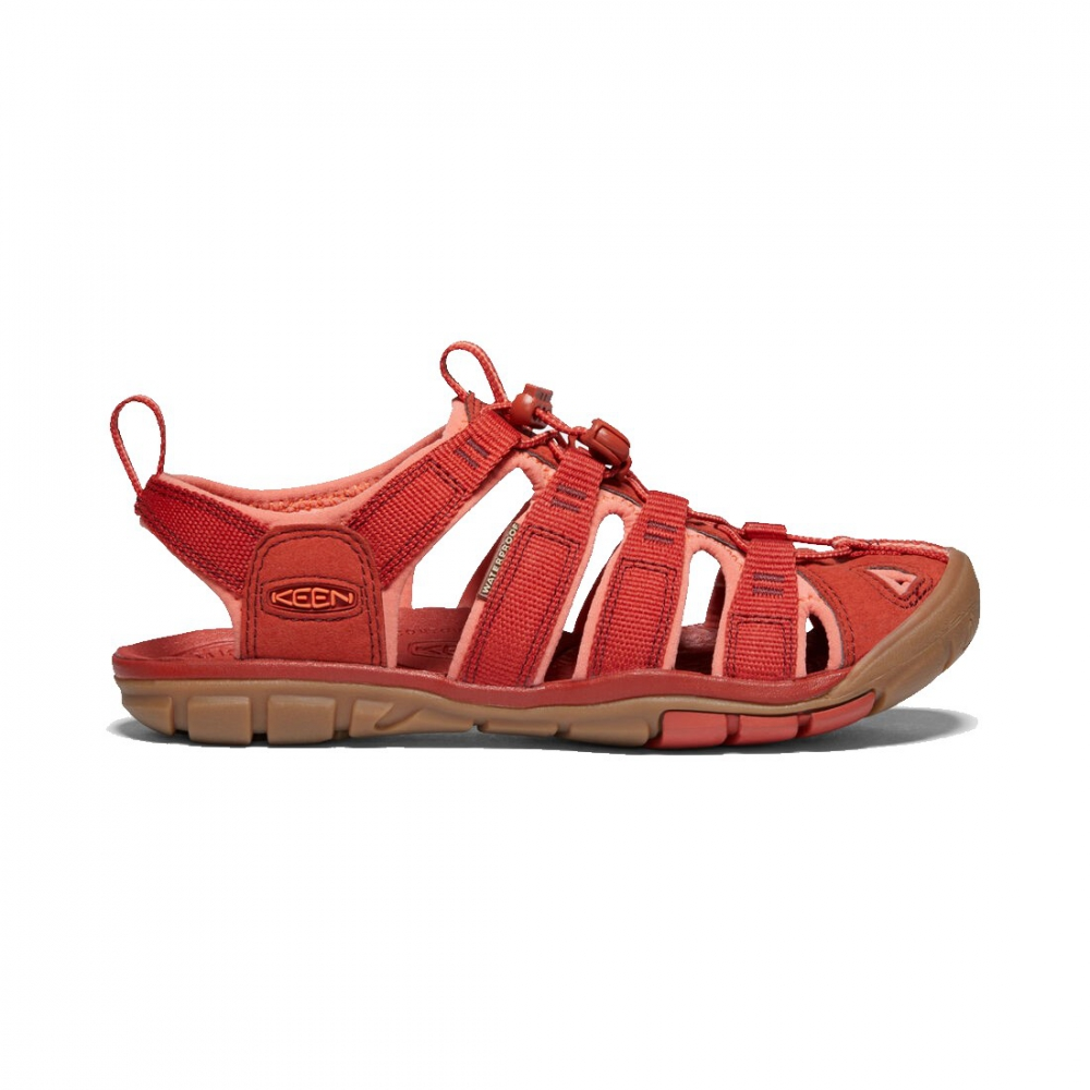 Wo Clearwater CNX DarkRed/Coral