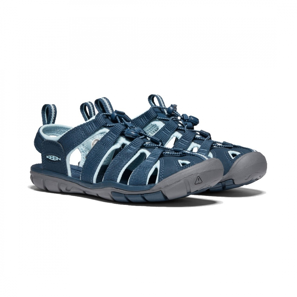 Wo Clearwater CNX Navy/BlueGlow