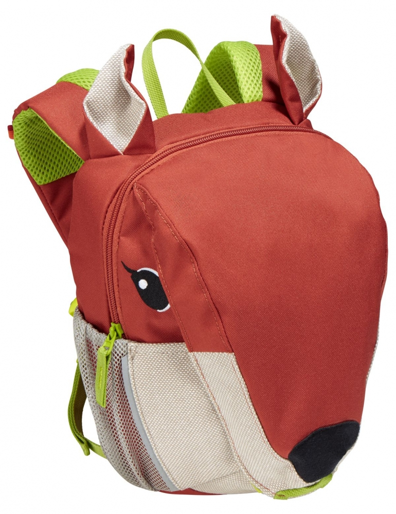 Wusel punane laste seljakott