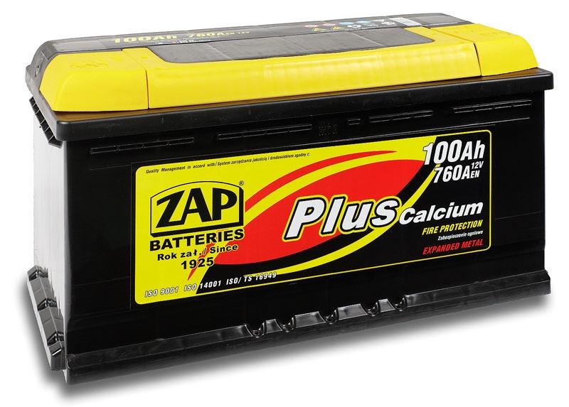 Zap (+ -)  100 A-h  Plus